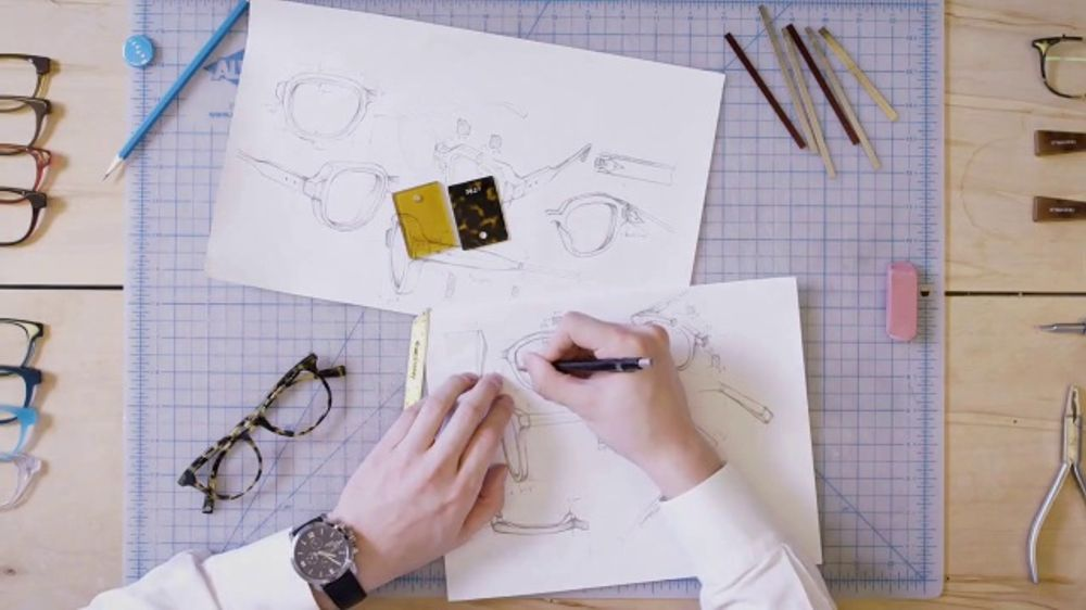 Warby Parker TV Commercial, 'Designed In-House'