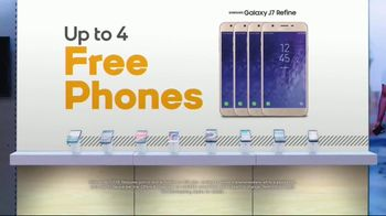 Boost Mobile Unlimited Gigs TV Spot, 'Watch Whatever You Want' - Thumbnail 6
