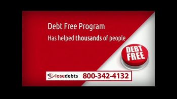 LoseDebts TV Spot, 'Are You Drowning in Debt?' - Thumbnail 3