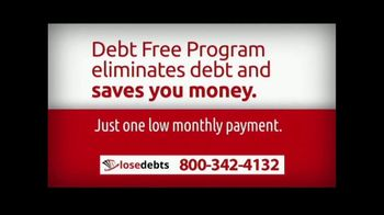 LoseDebts TV Spot, 'Are You Drowning in Debt?' - Thumbnail 5