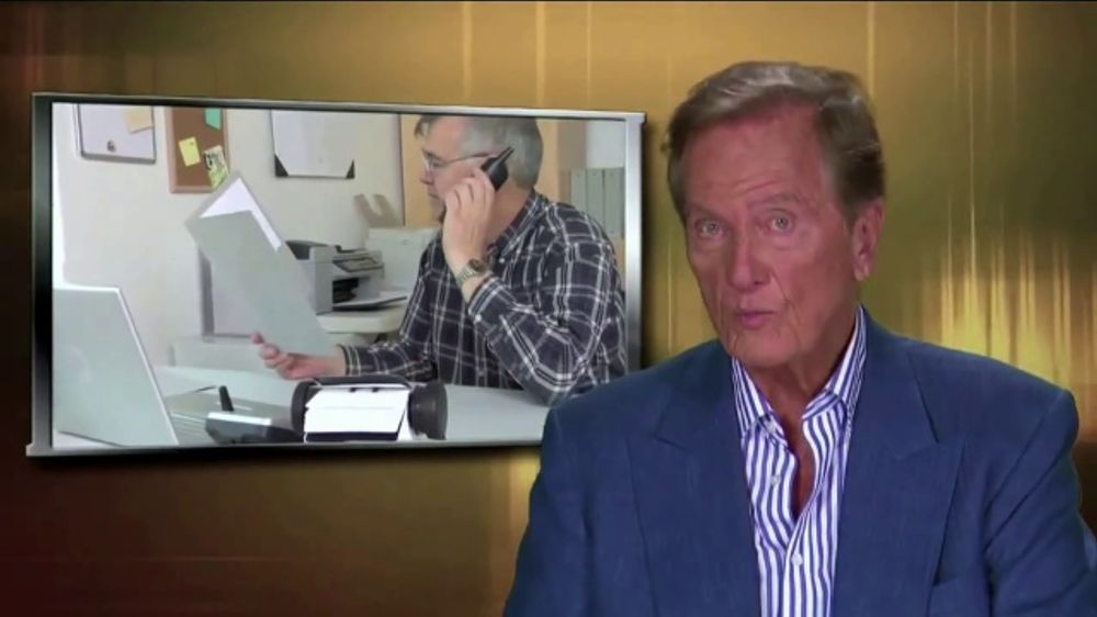 Swiss America TV Commercial, 'Two Simple Financial Rules' Featuring Pat Boone