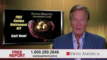 Swiss America TV Spot, 'Two Simple Financial Rules' Featuring Pat Boone - Thumbnail 6