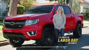 Chevrolet Venta de Labor Day TV Spot, 'Por primera vez' [Spanish] [T2] - Thumbnail 7