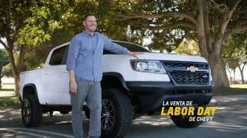 Chevrolet Venta de Labor Day TV Spot, 'Por primera vez' [Spanish] [T2] - Thumbnail 4