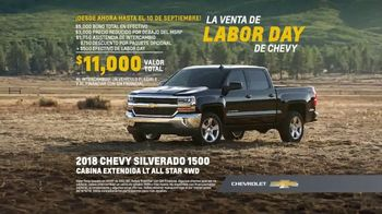 Chevrolet Venta de Labor Day TV Spot, 'Por primera vez' [Spanish] [T2] - Thumbnail 5