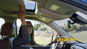 Chevrolet Venta de Labor Day TV Spot, 'Por primera vez' [Spanish] [T2] - Thumbnail 6