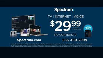 Spectrum Best Deal Days TV Spot, 'TV, Internet & Voice' - Thumbnail 10