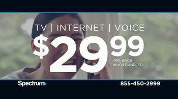 Spectrum Best Deal Days TV Spot, 'TV, Internet & Voice' - Thumbnail 2