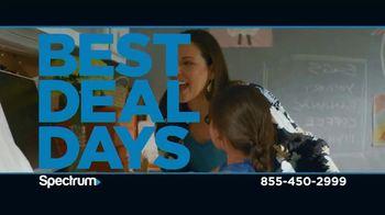 Spectrum Best Deal Days TV Spot, 'TV, Internet & Voice' - Thumbnail 9