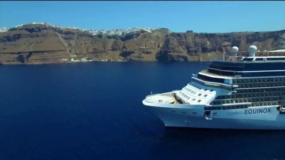 Celebrity Cruises TV Commercial, 'A Cruise Worth Talking About'