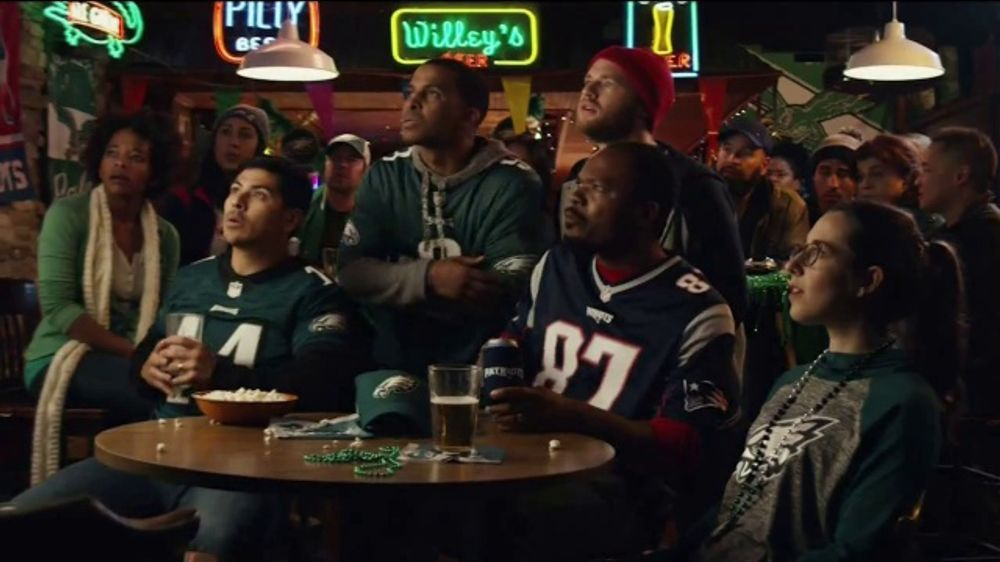 AWS Next Gen Stats TV Commercial, 'NFL's Most Improbable Catch'