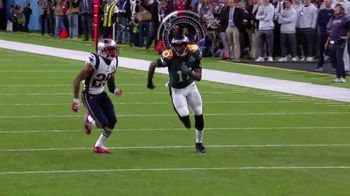 AWS Next Gen Stats TV Spot, 'NFL's Most Improbable Catch' - Thumbnail 5