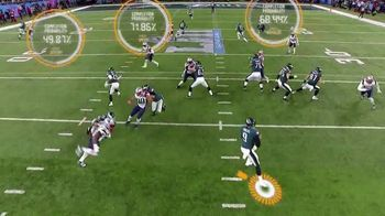 AWS Next Gen Stats TV Spot, 'NFL's Most Improbable Catch' - Thumbnail 6