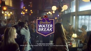 Crown Royal TV Spot, 'Water Break at the Bar' - Thumbnail 10