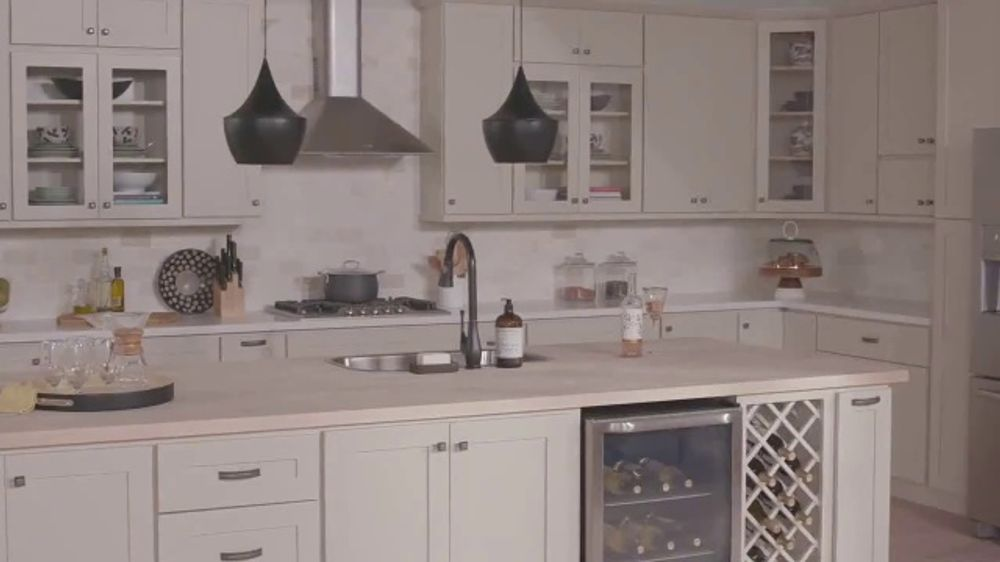 Cabinets To Go Kitchen Makeover Kick-Off Sale TV Commercial, \'Dream  Kitchen\' - Video