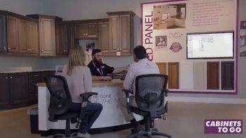 Cabinets To Go Kitchen Makeover Kick-Off Sale TV Spot, 'Dream Kitchen' - Thumbnail 2