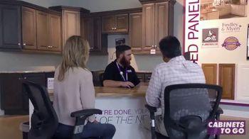 Cabinets To Go Kitchen Makeover Kick-Off Sale TV Spot, 'Dream Kitchen' - Thumbnail 3