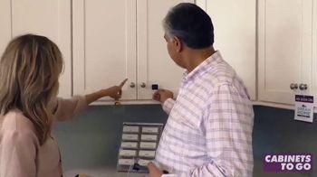 Cabinets To Go Kitchen Makeover Kick-Off Sale TV Spot, 'Dream Kitchen' - Thumbnail 4