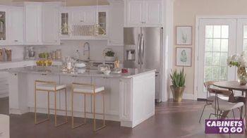 Cabinets To Go Kitchen Makeover Kick-Off Sale TV Spot, 'Dream Kitchen' - Thumbnail 6