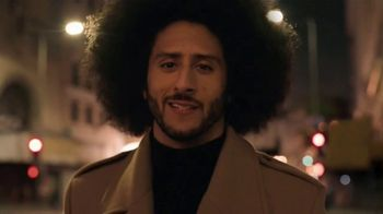 Nike TV Spot, \'Dream Crazy\' Featuring Colin Kaepernick