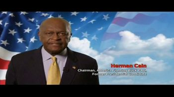 America Fighting Back PAC TV Spot, 'Witch Hunt' Featuring Herman Cain