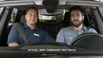 Jeep Adventure Days Event TV Spot, 'Ultimate Test Drive: Bear' [T1] - 1597 commercial airings