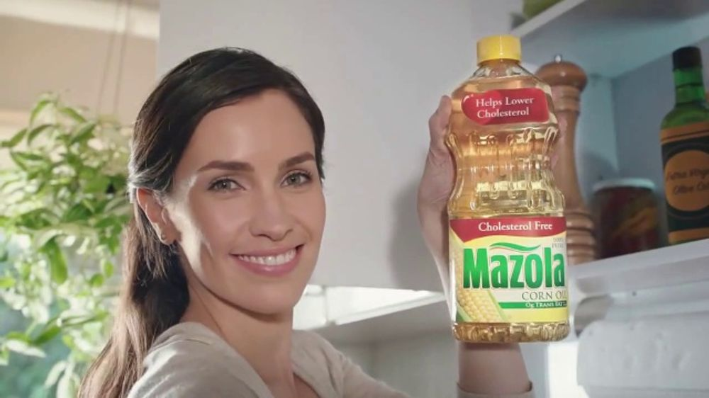 Mazola TV Commercial, 'Who Said?'