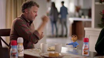 Coffee-Mate Pumpkin Spice TV Spot, 'No hay necesidad de pelear' [Spanish] - Thumbnail 4