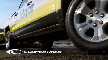 Cooper AT3 Tires TV Spot, 'Outdoor Channel: Dependability' Feat. Joe Thomas