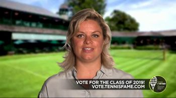 International Tennis Hall of Fame TV Spot, 'Fan Voting for the Tennis Hall of Fame Class of 2019!' - Thumbnail 4