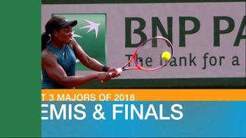 Tennis Channel Plus TV Spot, 'Semis & Finals' - Thumbnail 2