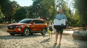 2019 Hyundai Santa Fe TV Spot, 'Dad, Look' [T1]