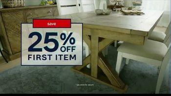 Ashley HomeStore Labor Day Held Over Sale TV Spot, 'Last Chance' - Thumbnail 5