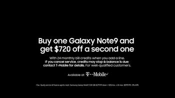 Samsung Galaxy Note9 TV Spot, 'Powerful S Pen: $720 Off Second' Song by LSD - Thumbnail 10