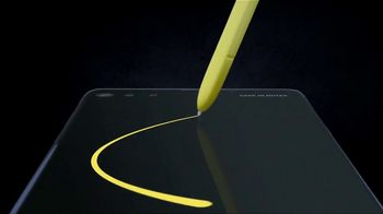 Samsung Galaxy Note9 TV Spot, 'Powerful S Pen: $720 Off Second' Song by LSD - Thumbnail 5