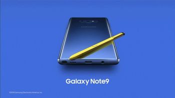 Samsung Galaxy Note9 TV Spot, 'Powerful S Pen: $720 Off Second' Song by LSD - Thumbnail 9