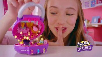 Shopkins Lil' Secrets TV Spot, 'Crack the Code' - Thumbnail 2