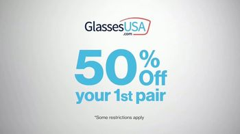 GlassesUSA.com TV Spot, 'Same Glasses. Different Prices' - Thumbnail 7
