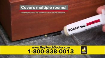 Roach Doctor TV Spot, 'Cockroach Doomsday' - Thumbnail 7