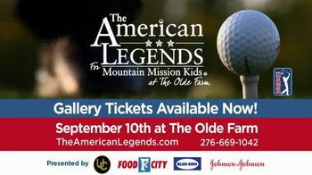 The American Legends for Mountain Mission Kids TV Spot, 'Tickets' - Thumbnail 5
