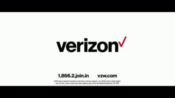 Verizon TV Spot, 'BBQ Jams: Samsung Galaxy J3V' - Thumbnail 10