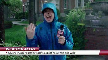 WeatherTech TV Spot, 'Breaking News: WeatherTech Day' - Thumbnail 4