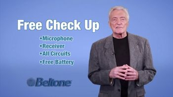Beltone TV Spot, '10-Point Check Up'
