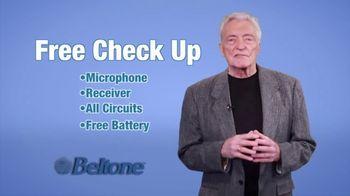 Beltone TV Spot, '10-Point Check Up'