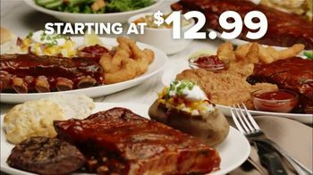 Shari's St. Louis Slow-Cooked Ribs TV Spot, 'Last Chance'