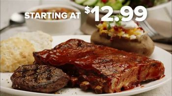 Shari's St. Louis Slow-Cooked Ribs TV Spot, 'Last Chance' - Thumbnail 8