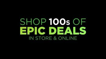 Kohl's Not Our Everyday Sale TV Spot, 'Epic Deals: Tops and Thermals' - Thumbnail 3