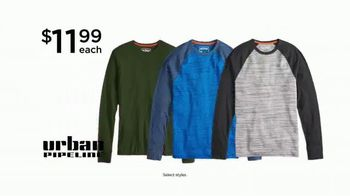 Kohl's Not Our Everyday Sale TV Spot, 'Epic Deals: Tops and Thermals' - Thumbnail 5