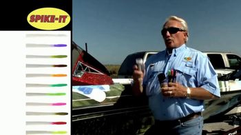 Spike-It Outdoors TV Spot, 'For Years' Featuring Roland Martin, Jimmy Houston - Thumbnail 5