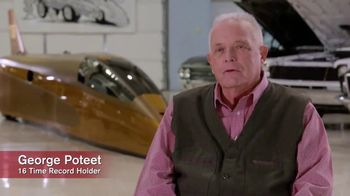 ARP Bolts TV Spot, 'Land Speed Record Holder' Featuring George Poteet - Thumbnail 4